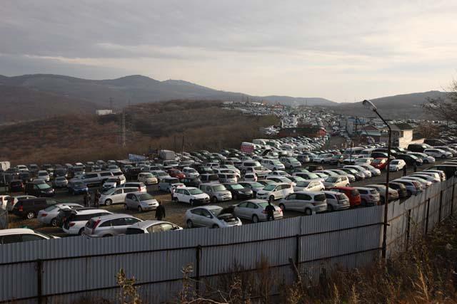 Место покупки японских автомобилей